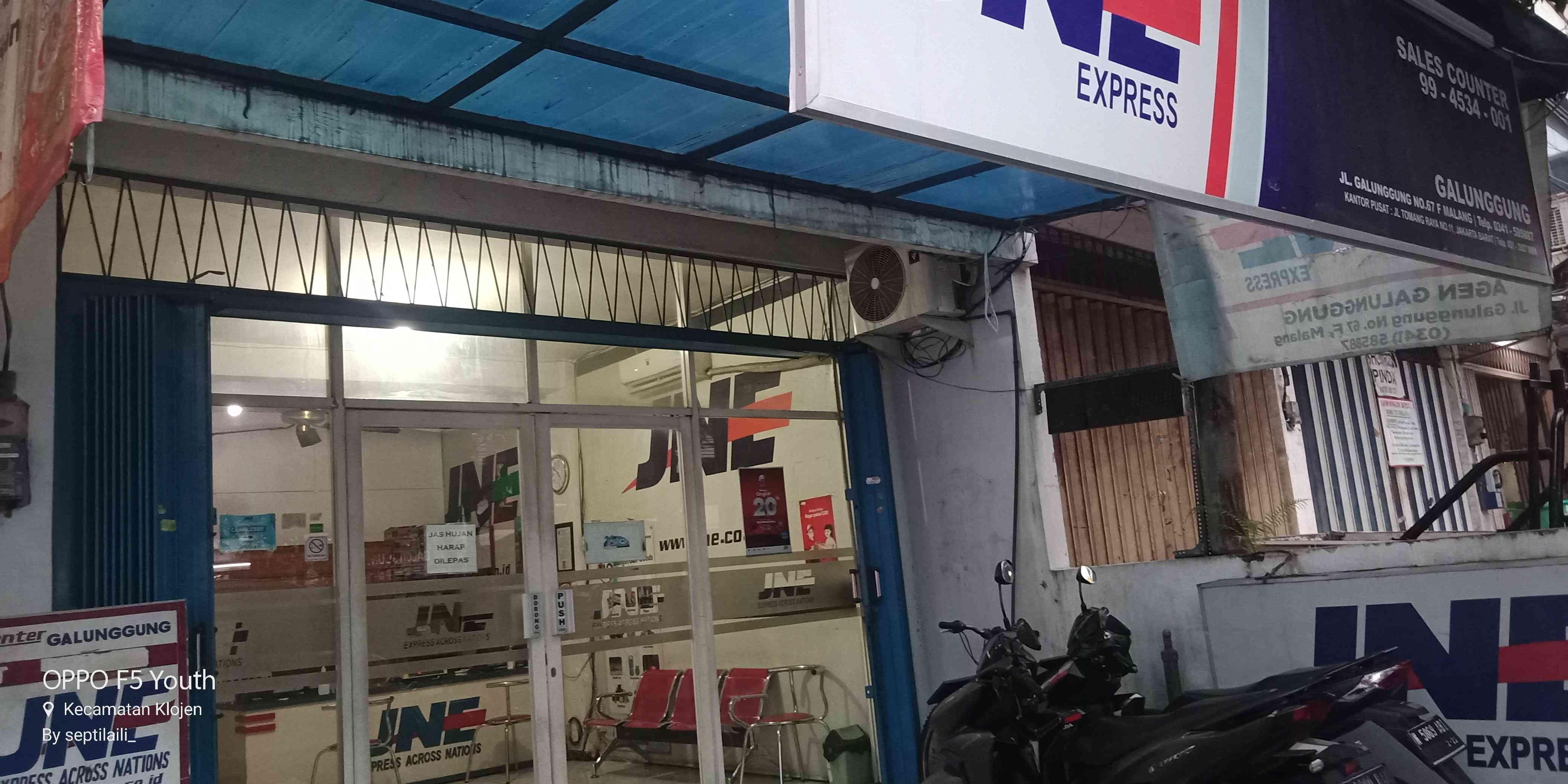 Sales Counter Locator
